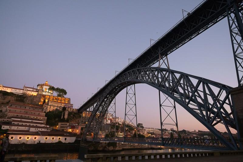 Ponte Dom Luís I, Porto