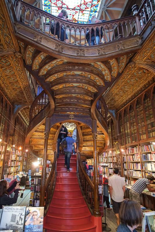 Livraria Lello e Irmão, Porto