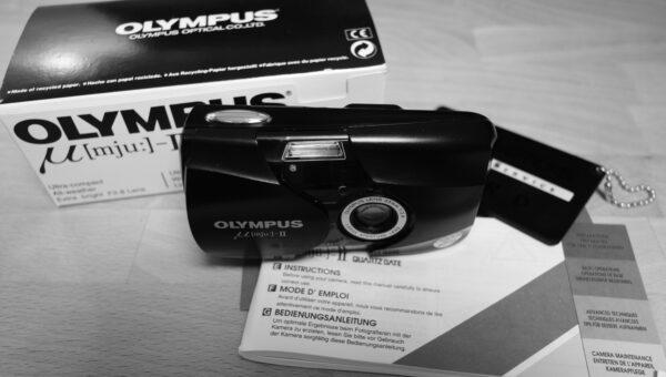 Classic Camera | Olympus µ[mju:]-II