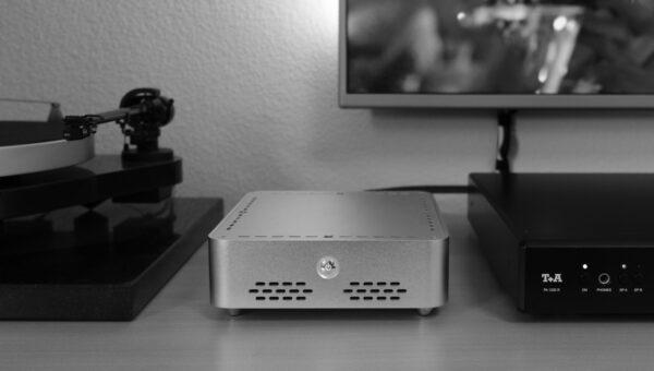 Selbstbauprojekt |  Raspberry Pi Streamer, wohnzimmertauglich