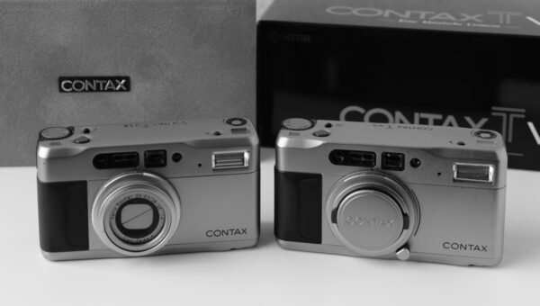 Classic Camera | Contax Tvs II – die Elegante