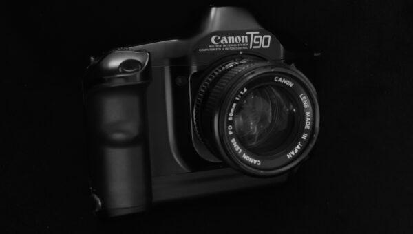 Classic Camera   Canon T90 – ihrer Zeit voraus