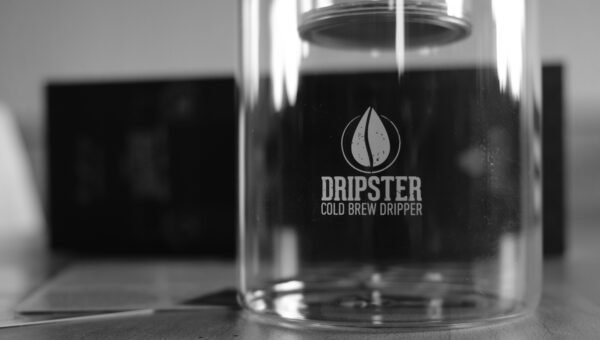 Cold Drip & Hipster = Dripster